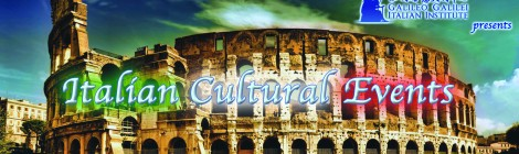 Italian Cultural Events