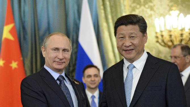 Beijing and Moscow: Best Frenemies Forever?
