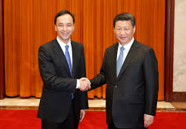 Cross-strait relations: Xi Jinping meets KMT Eric Chu in Beijing