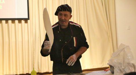 Workshop about Italian cuisine