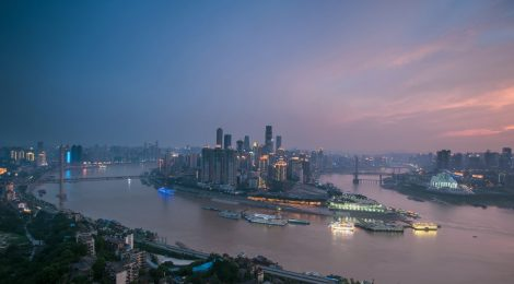 100th edition of our Missiva: how has Chongqing changed since?