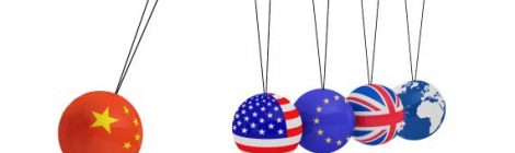 Not a market economy: China reacts against EU and US