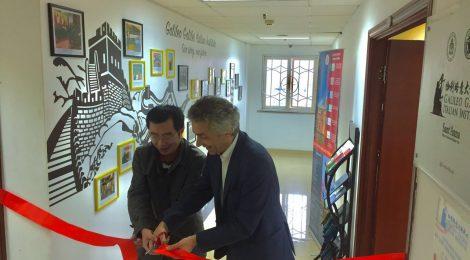 "Inauguration of ""Galileo Galilei Time Gallery"""