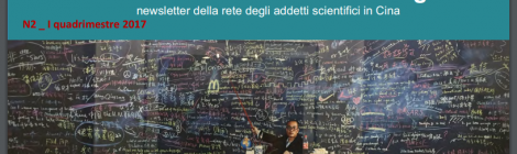 "Sant'Anna on ""Italy-China Science and Technology"""