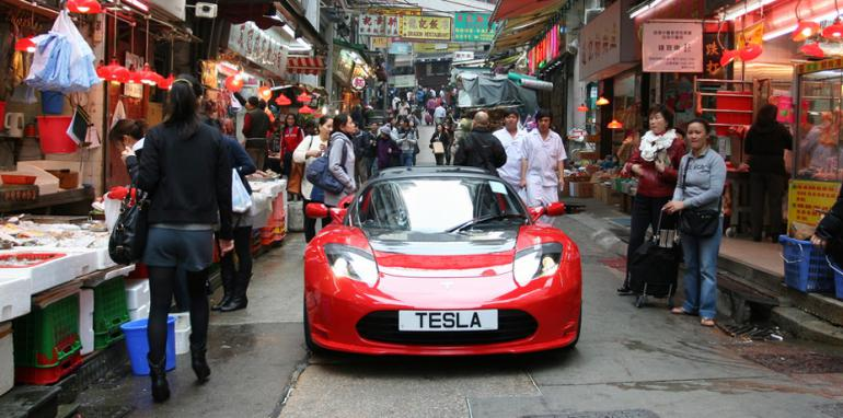 Is China Guiding the World Toward an Electric-Car Future