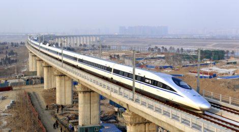 Ten years of China