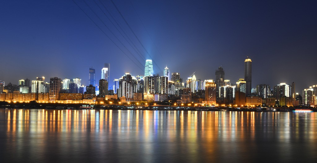 "Chongqing – The""Bridge Capital of China"" – Galileo Galilei"