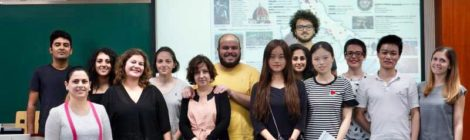 """Italian Historical Architectural Heritage"" Seminar"