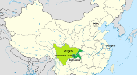 Chongqing vs Chengdu ( part 1 )