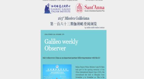 164° Missiva Galileiana