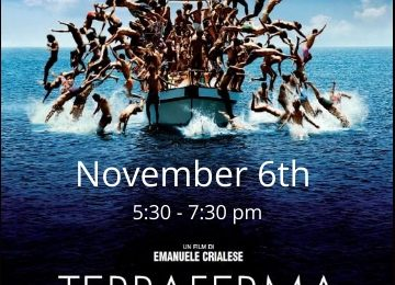 "MOVIE NIGHT: ""TERRAFERMA"" BY Emanuele Crialese"