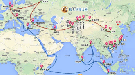 China's Maritime Silk Road is a reason to concern for European Leaders
