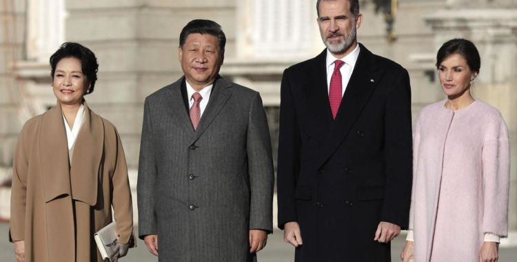 Beijing makes new friends among the southern European member states
