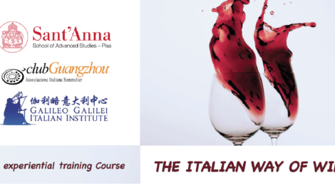 The Italian Way of Wine:the experiential training Course