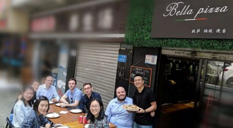 Italian taste in Chongqing - Interview with the owner of Bella Pizza