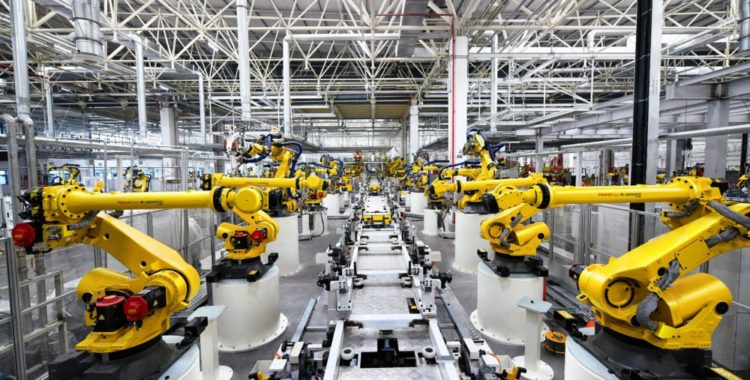 """""""Chongqing model"""" and the shift towards innovation"""