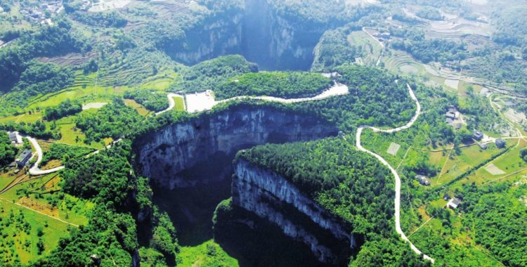 A perfect choice for sightseeing in autumn - Wulong
