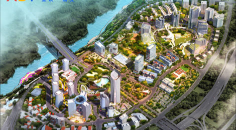 """Industrial parks and incubators in Chongqing"". The case of the Xiantao Big Data Valley"
