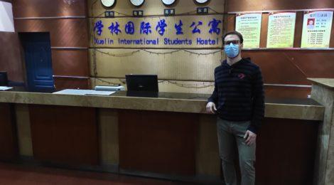 LIFE OF ITALIAN STUDENTS IN CHINA DURING THE OUTBREAK OF NOVEL CORONAVIRUS