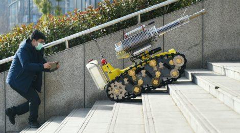 GGII MUST WATCH - Robots in times of coronavirus