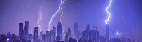 Stormy Chongqing