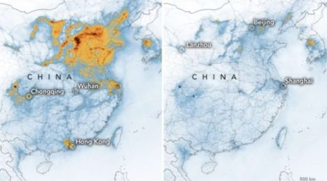 INFOGRAPHICS & CURIOSITIES - Air pollution levels in China