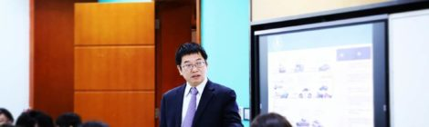 Galilei Circle Of Friends: Interview with Professor Liu Wei