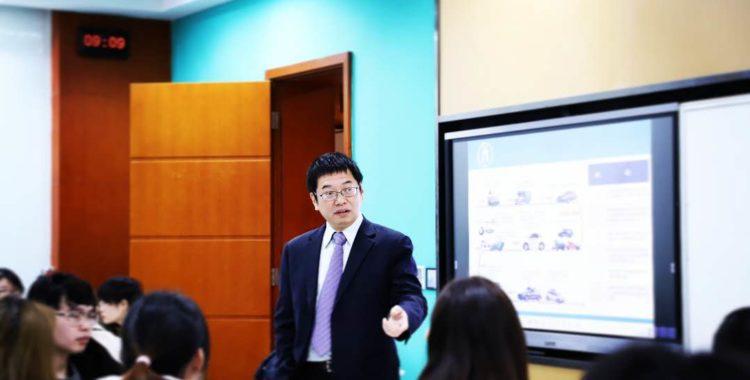 Galilei Circle Of Friends: Interview with Professor Liu Wei