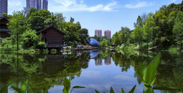 Bishan - The westernmost city to the main urban area of Chongqing