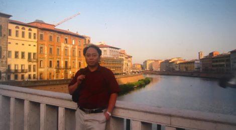 Galilei Circle of Friends - Our true friend Professor Pu Yongjian