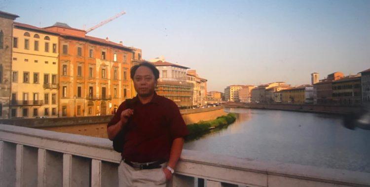 """伽利略意大利中心的""""朋友圈""""——采访蒲勇健教授"""