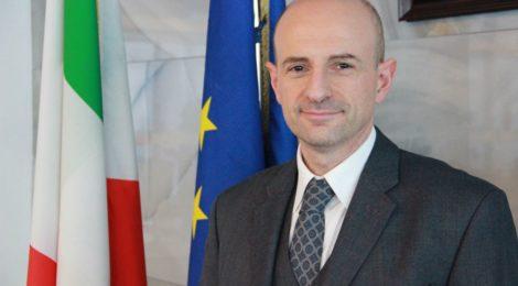 GALILEI CIRCLE OF FRIENDS - Consul General of Italy Guido Bilancini