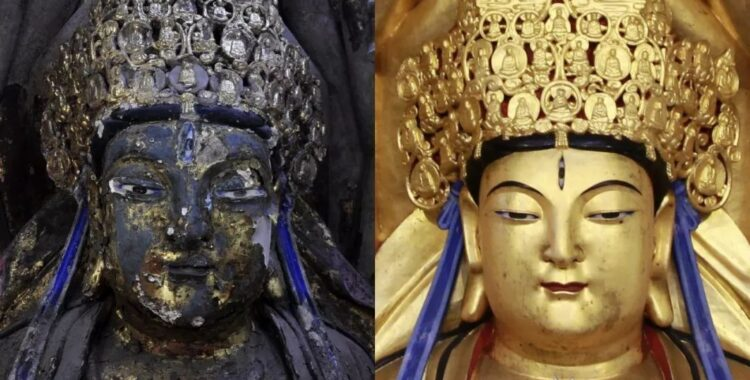 Dazu Stone Carvings - Sino-Italian Cooperation on Cultural Relics Protection and Restoration - Part 2
