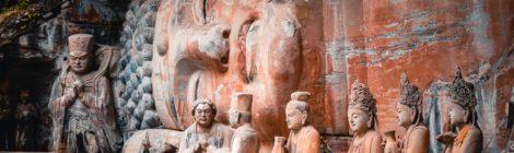 大足石刻——意中文物保护和修复合作