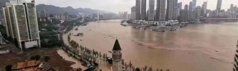 GGII News - Chongqing hit hard by floods in August