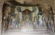 大足石刻——意中文物保护和修复合作。下