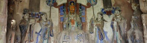 Dazu Stone Carvings - Sino-Italian Cooperation on Cultural Relics Protection and Restoration - Part 3