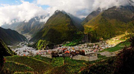 "Western China Wine Series - The ""Sichuan Alpine Wine Region"""