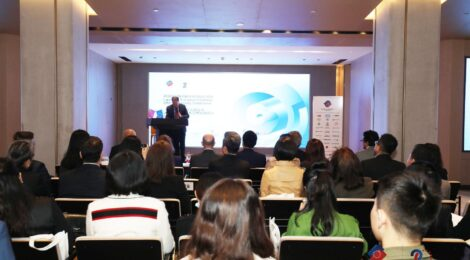 """GGII ACTIVITIES - Launch of the EU Chamber of Commerce """"Position Paper"""""""