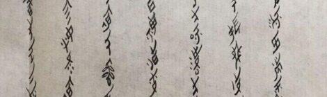 "GGII BOOKS - ""The Nüshu. The writing that gave voice to women"""