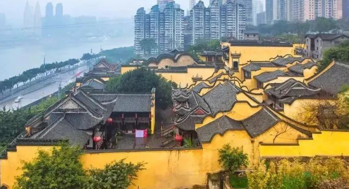 Huguang Guild Hall of Chongqing——a witness of a fusion history for three hundred years