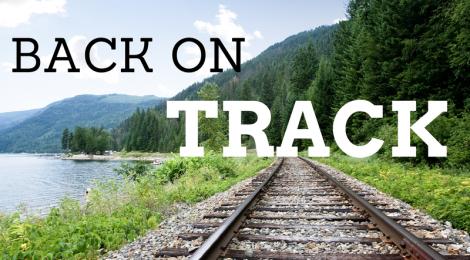 GGII NEWS - Back on track